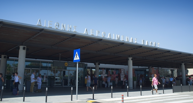 Paphos International Airport serves Paphos and Western Cyprus.